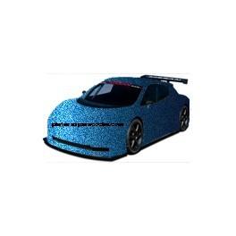B05 MONTE CARLO BLAU BMW